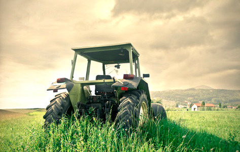 Trattori agricoli o forestali